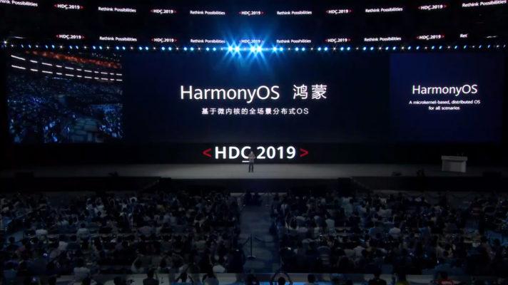 Huawei LuncurkanSistem Operasi Baru Harmony OS