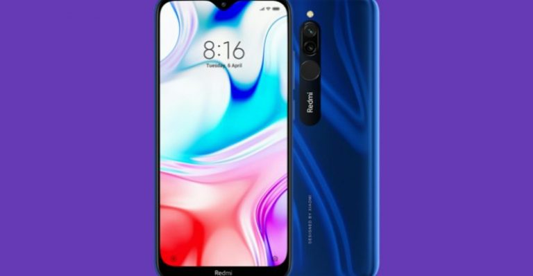 Rom Official MIUI Stable Xiaomi Redmi 8