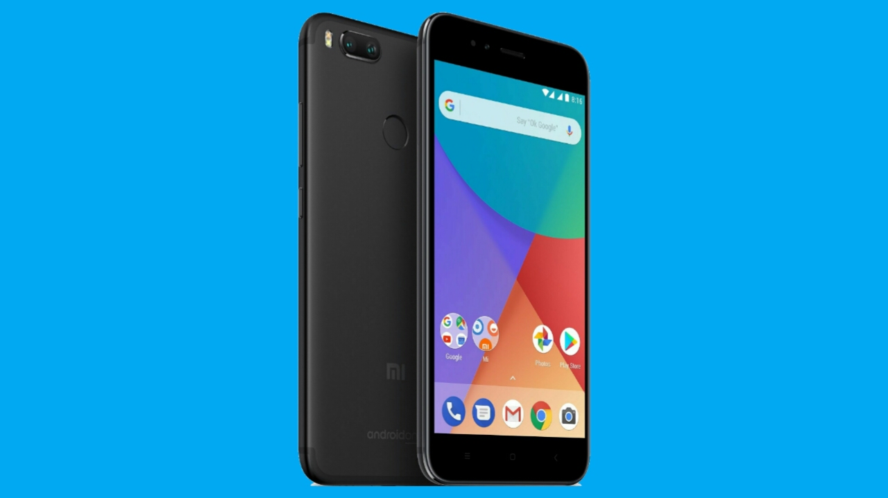 Custom ROM DerpFest Android 10.0 For Xiaomi Mi A1