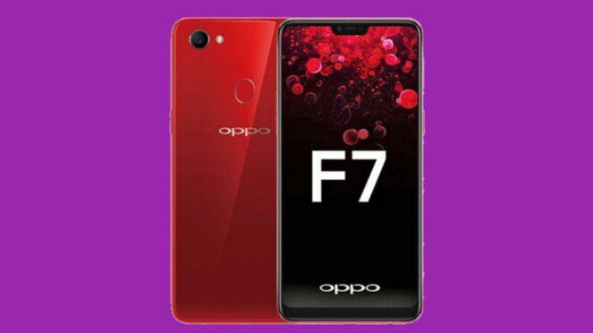 Gcam Oppo F7