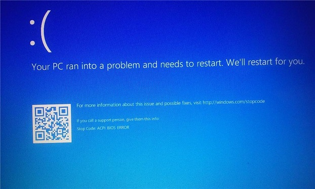 Cara Mengatasi Memory Management blue screen Error
